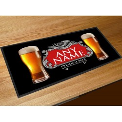 Personalised Bar Mats for Promoting Your Brand
