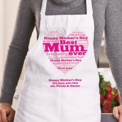Custom Aprons for Work and Gifts